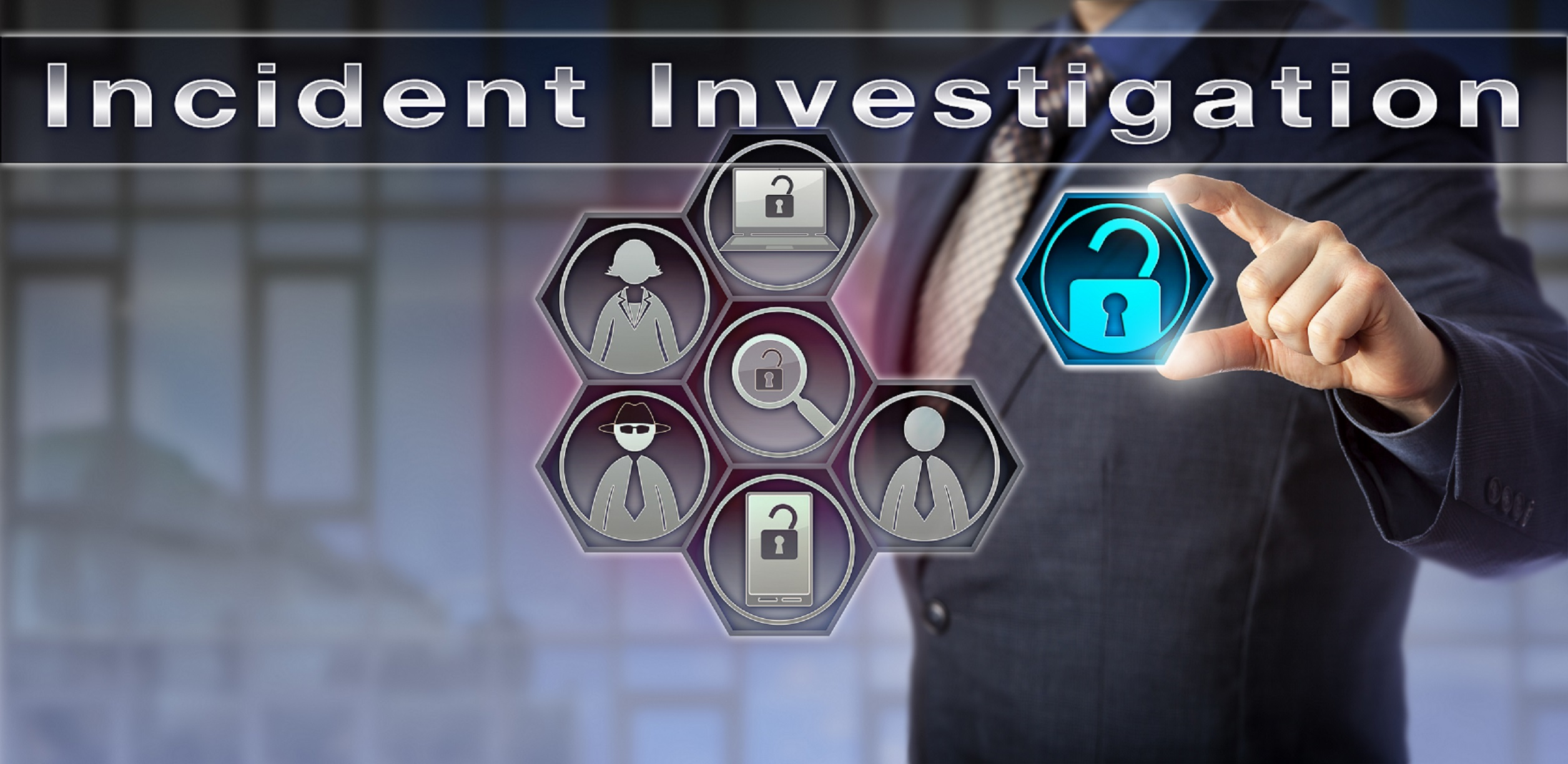 Conduct an investigation into workplace incidents