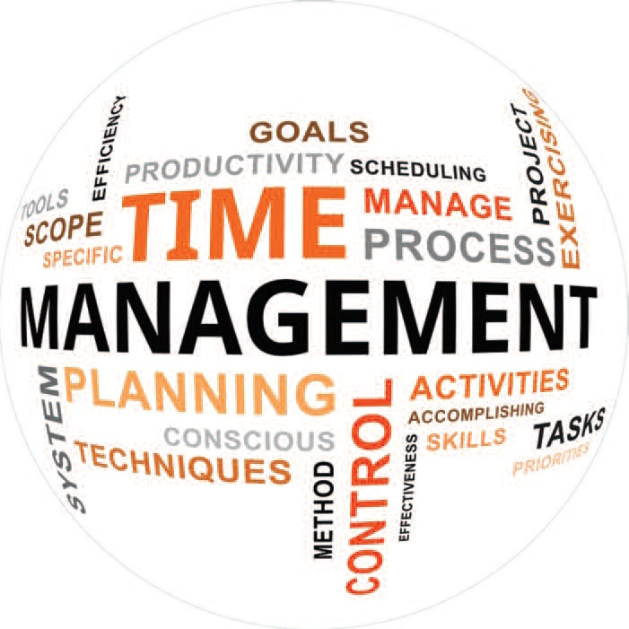Plan to manage one's time